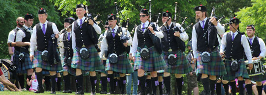 North Georgia Pipes & Drums